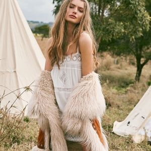 Spell and the Gypsy Collective white dress small